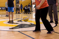 Project Awareness and Special Sports: Basketball